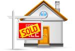 Sold Home Icon